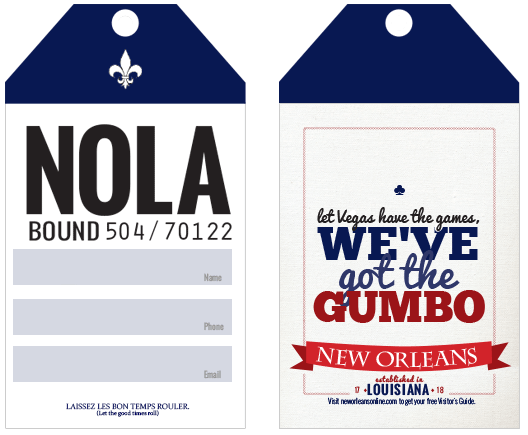 New Orleans direct mail